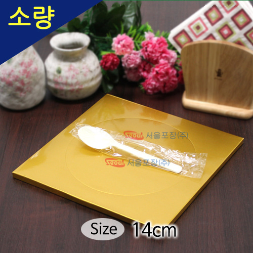 PLASTIC SPOON(140mm):1000개